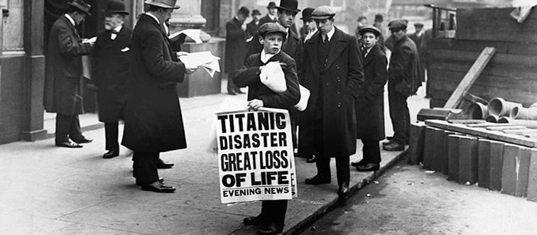 Titanic Intro