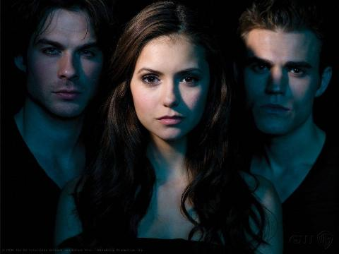 cast of the vampire diaries close-up